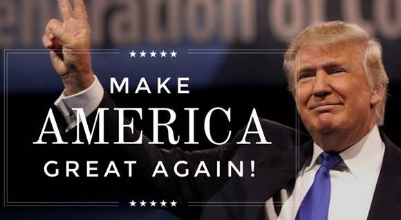 미국 '우선주의'와 미국의 대외문제 개입을 꺼리는 '고립주의'를 표방한 트럼프.