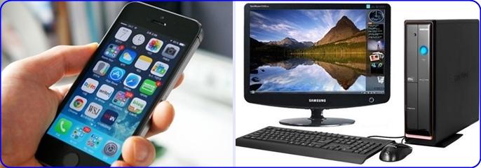 컴퓨터, 스마트폰