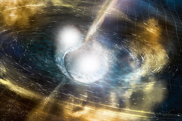 중성자별 충돌